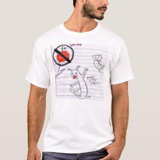 T-shirt Pauvres petites loutres !