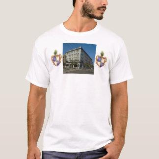 T-shirt pavbar, logo, logo