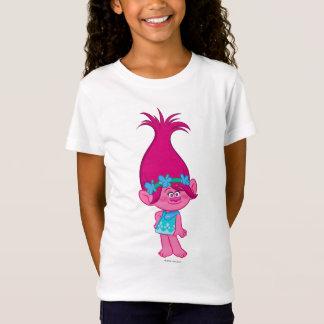 T-Shirt Pavot des trolls | - cheveux à rester !