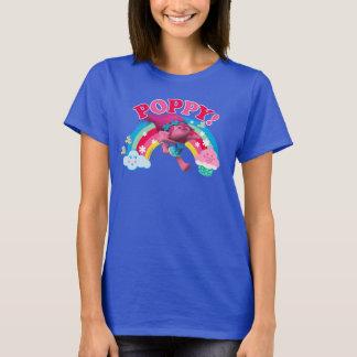 T-shirt Pavot des trolls | - hourra