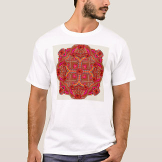 T-shirt pavots tibétains