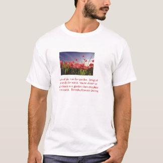 T-shirt Pavots viables !