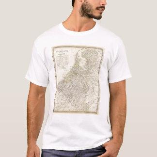 T-shirt Pays-Bas, Belgique
