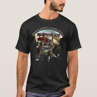 T-shirt Pays de la côte Pacifique un Palooza