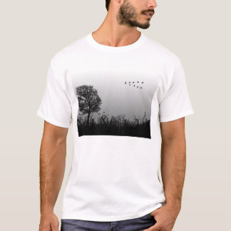 T-shirt Paysage