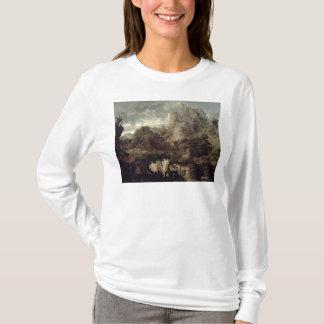 T-shirt Paysage avec Hercule et Cacus, c.1656