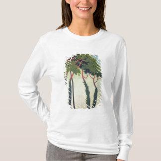 T-shirt Paysage avec Trees, 1911