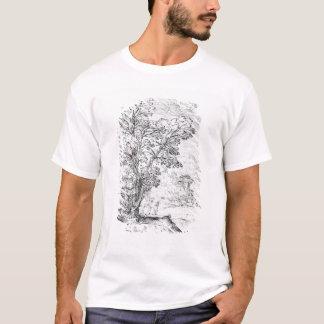T-shirt Paysage boisé