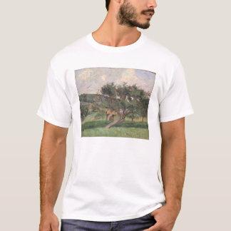 T-shirt Paysage chez Damiette, c.1890 (huile sur la toile)