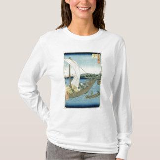T-shirt Paysage de Kuwana, de '53 vues célèbres