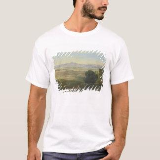 T-shirt Paysage de la Campanie
