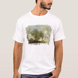 T-shirt Paysage de rivière, 1645