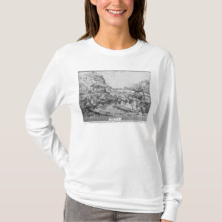 T-shirt Paysage montagneux