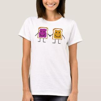 T-shirt Pb et J