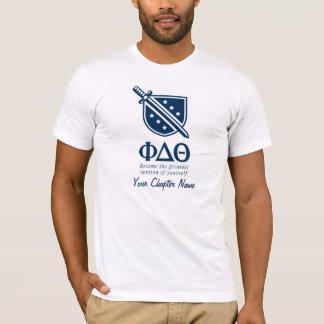 T-shirt PDT - Empilé devenu le plus grand bleu 2 2