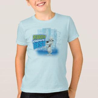 T-shirt Peabody sait le meilleur