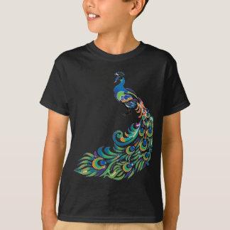 T-shirt Peacock