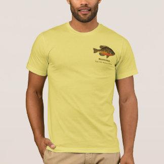T-shirt Pêche de brème de poisson de soleil
