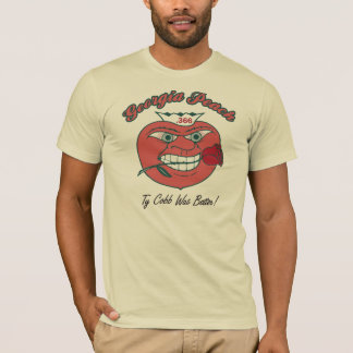 T-shirt Pêche de la Géorgie