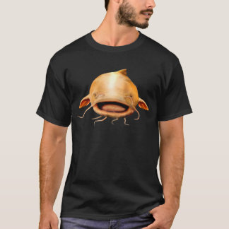 T-shirt Pêche du sourire