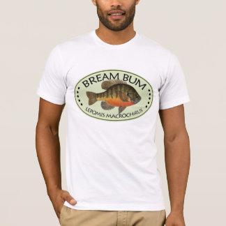 T-shirt Pêche sans valeur de brème