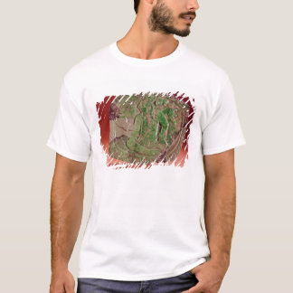 T-shirt Pectoral d'un roi de site de Tikal, Guatemala