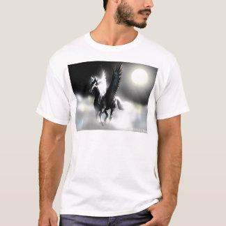 T-shirt Pegasus de la lune