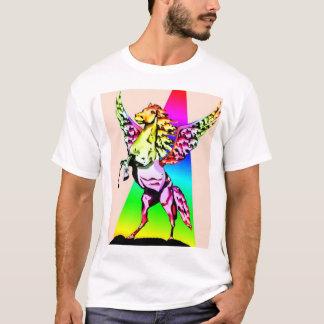 T-shirt Pegasus libre