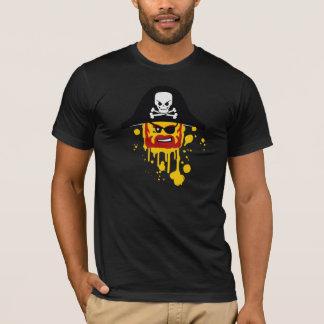 T-shirt Peignez les pirates