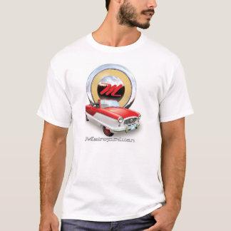 T-shirt Peinture convertible métropolitaine de Nash