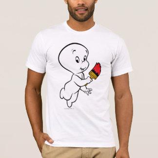 T-shirt Peinture de Casper