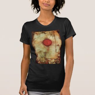 T-shirt Peinture de Marginem d'annonce de Paul Klee