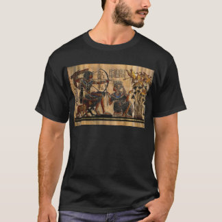 T-shirt Peinture de tombe sur le papyrus