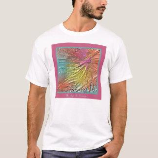 T-shirt Peinture d'ordinateur par Marrilyn Hansen