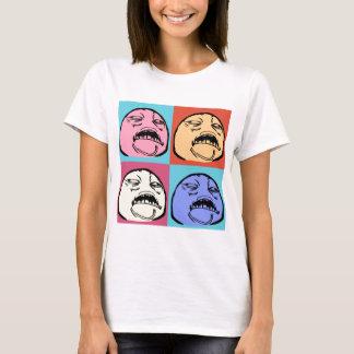 T-shirt Peinture douce de Jésus