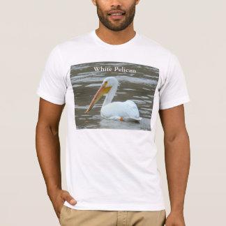T-shirt Pélican B0015 blanc