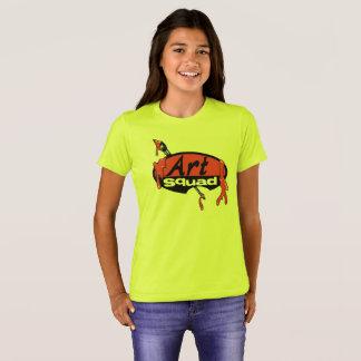 T-shirt Peloton Brights d'art