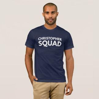 T-shirt Peloton de Christopher