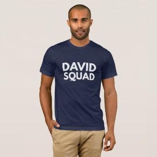 T-shirt Peloton de David