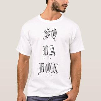 T-shirt Peloton de fracas
