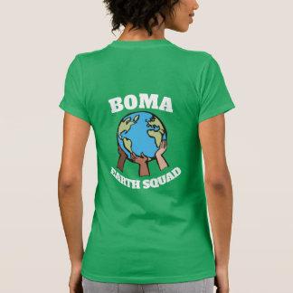 T-shirt Peloton de la terre de BOMA