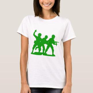 T-shirt Peloton d'hommes d'armée