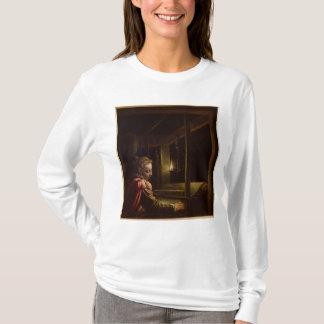 T-shirt Pénélope défaisant sa tapisserie
