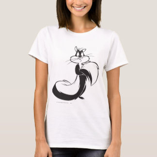 T-shirt Pénélope saisissant la queue