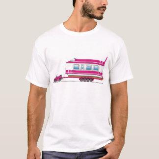 T-shirt Péniche de voiture d'Eco
