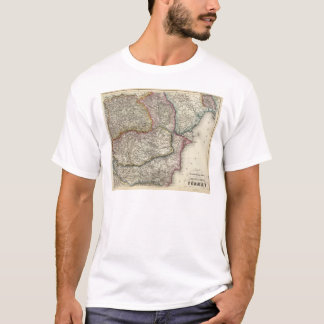T-shirt Péninsule balkanique, Bulgarie