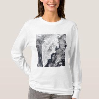 T-shirt Péninsule de Kamchatka, Russie orientale