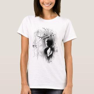 T-shirt Pensées d'un athée de mort