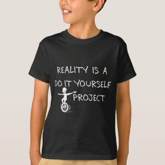 T-shirt Penseur libre
