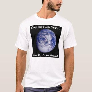 T-shirt Pensez cela
